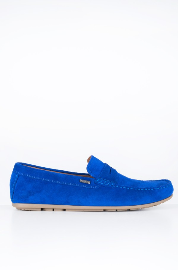 CLASSIC SUEDE PENNY LOAFER