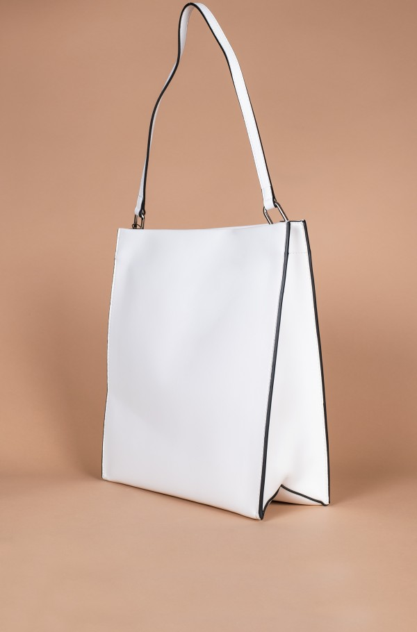 SCULPTED TOTE-hover