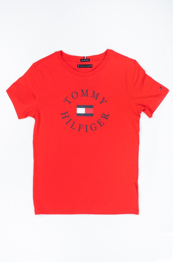 ESSENTIAL TOMMY GRAPHIC TEE P2