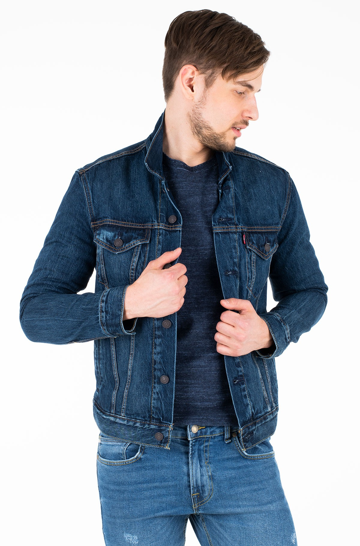 Denim jacket 723340352-full-1