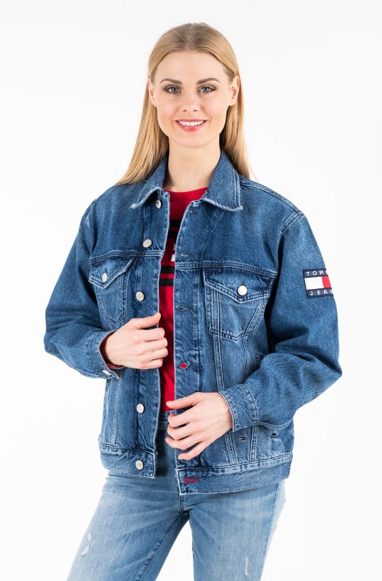 3e458bae Denim jacket TJW OVERSIZED TRUCKER SYDNM Tommy Jeans, Womens Jeans ...