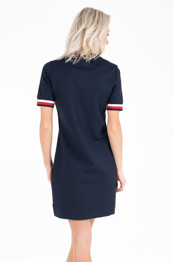 THEA C-NK DRESS SS-hover