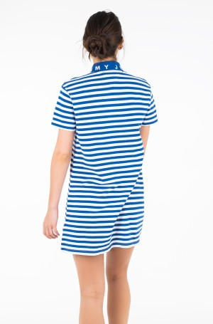 Suknelė TJW ESSENTIAL STRIPE POLO DRESS-2