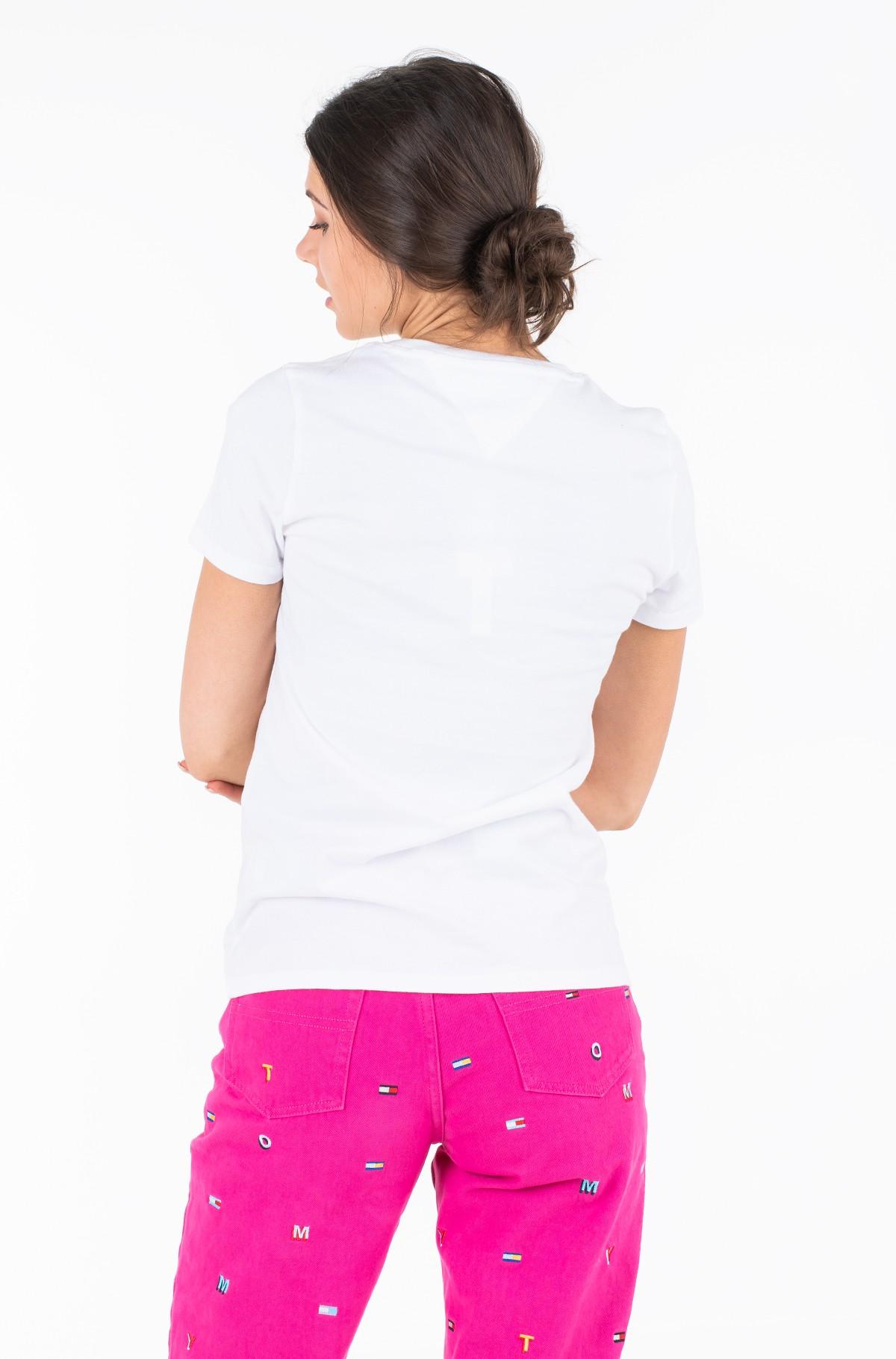Marškinėliai TJW OUTLINE SIGNATURE TEE-full-2