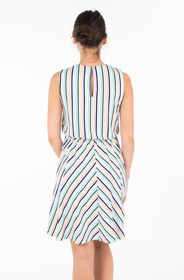 BARBARA KNOT DRESS NS-hover