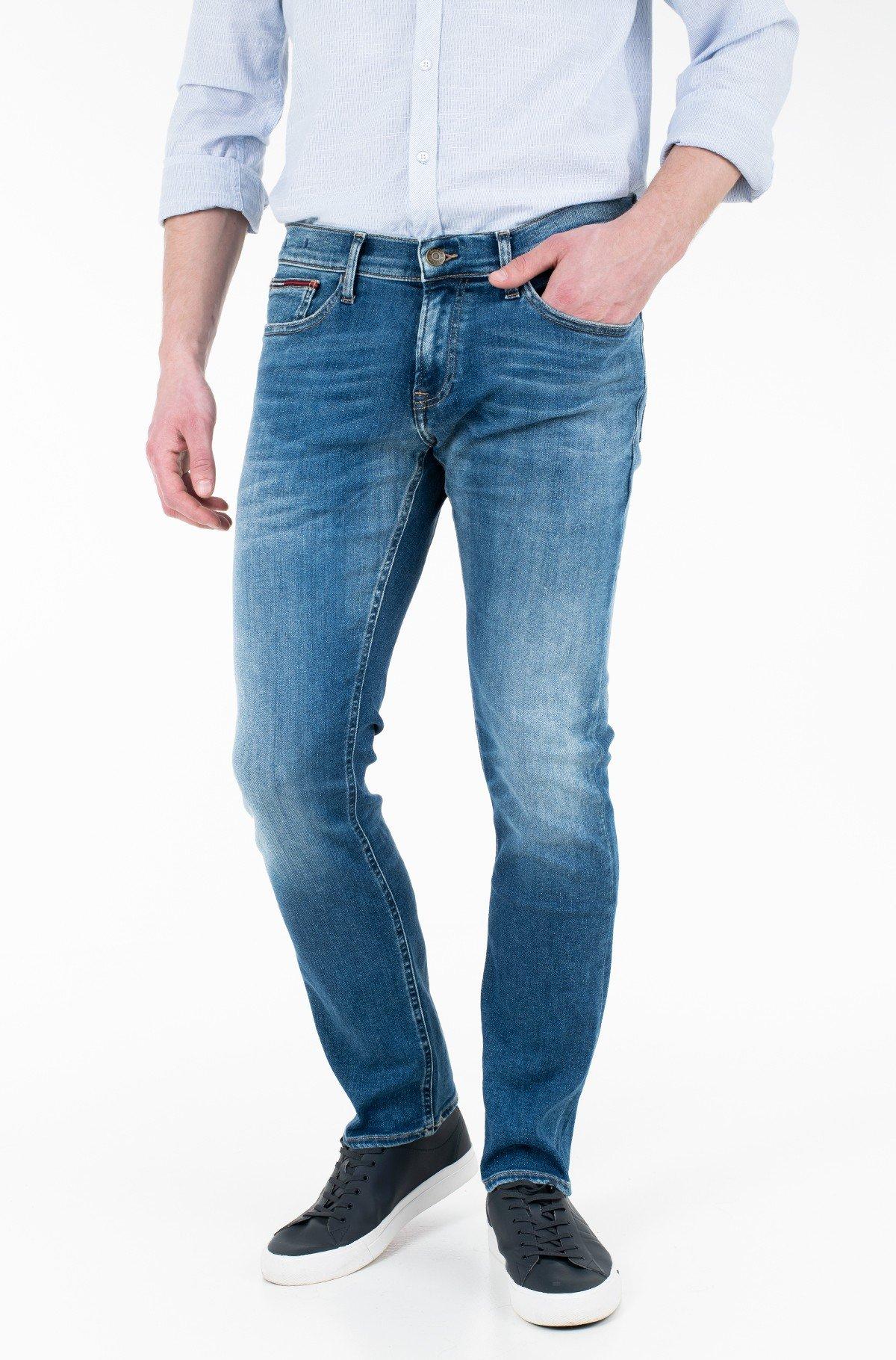 Džinsinės kelnės SLIM SCANTON FLCNM-full-1