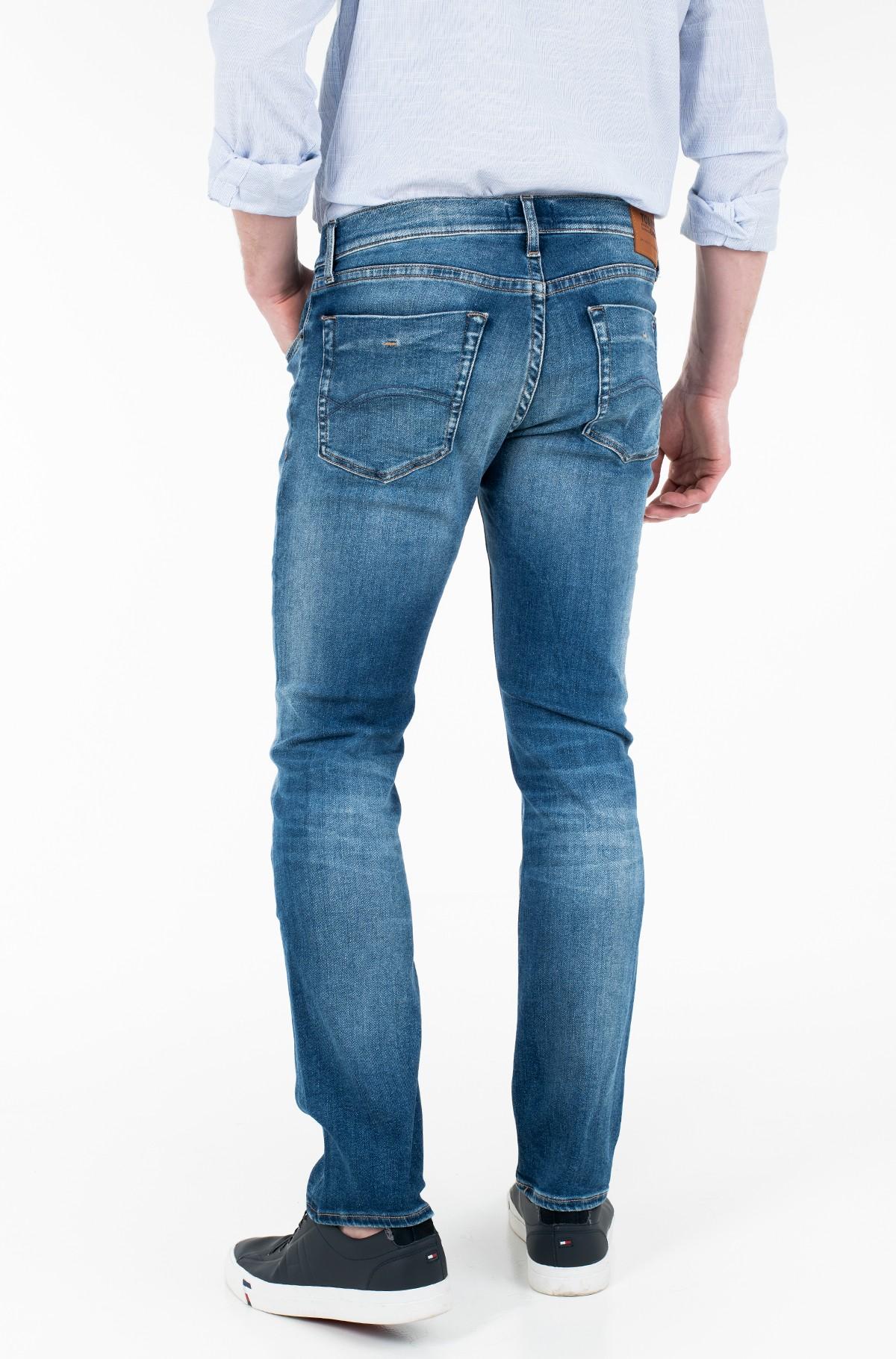 Džinsinės kelnės SLIM SCANTON FLCNM-full-2