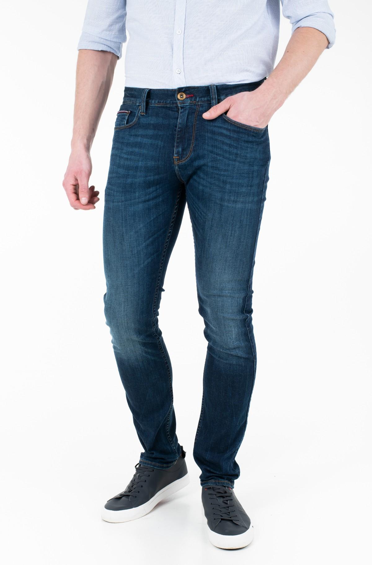 Džinsinės kelnės SKINNY LAYTON PSTR MISSOULA BLUE-full-1