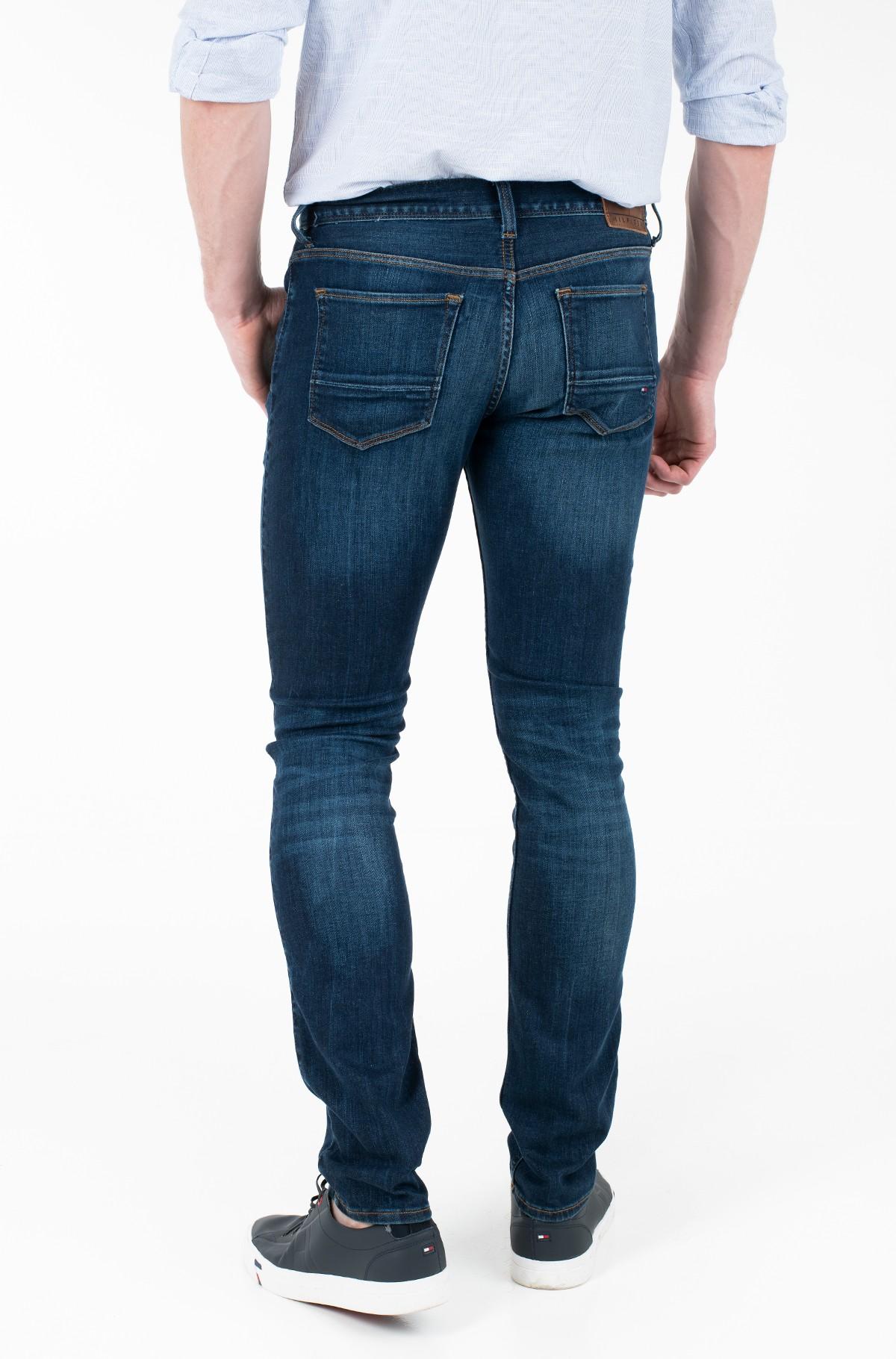 Džinsinės kelnės SKINNY LAYTON PSTR MISSOULA BLUE-full-2
