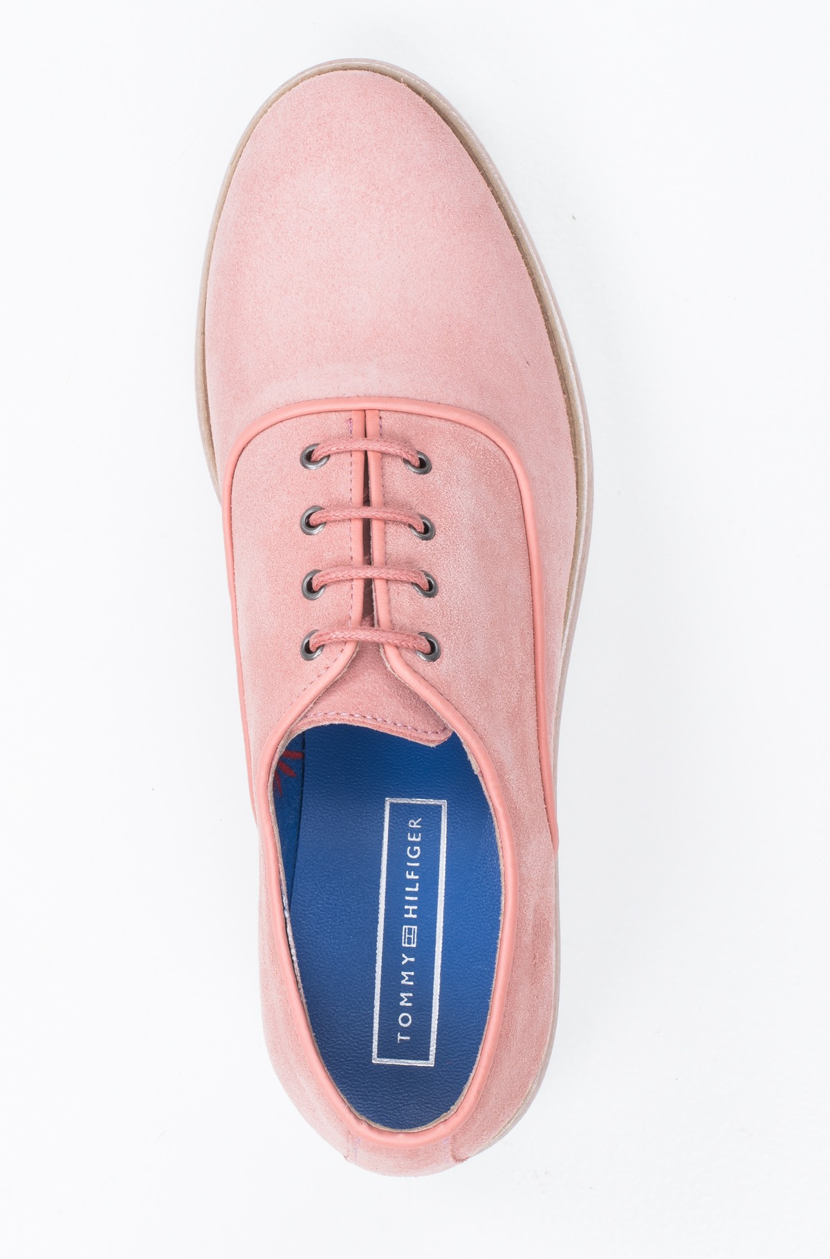 Casual shoes EASY FEMININE LACE UP SHOE-full-3