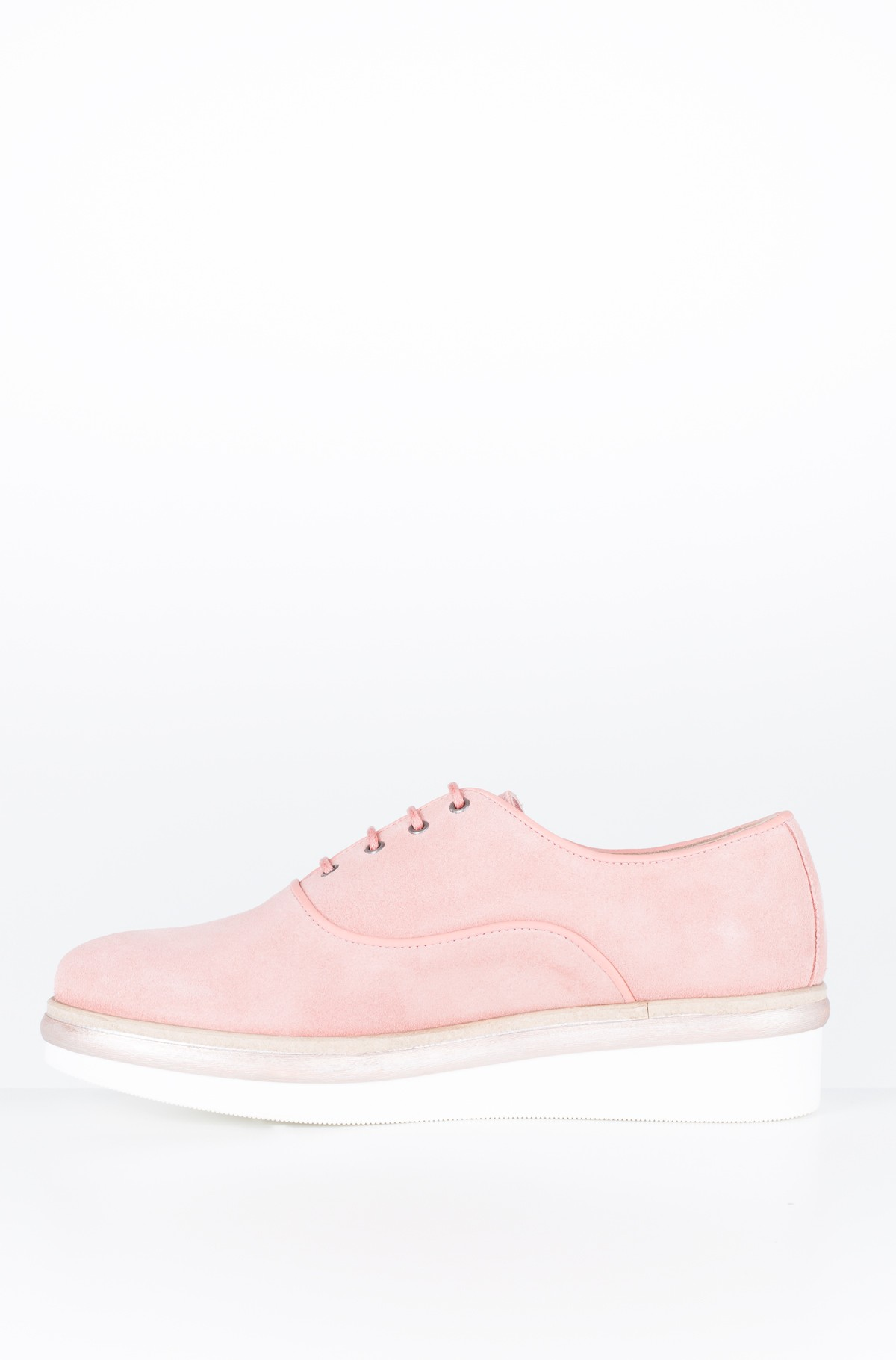 Casual shoes EASY FEMININE LACE UP SHOE-full-2