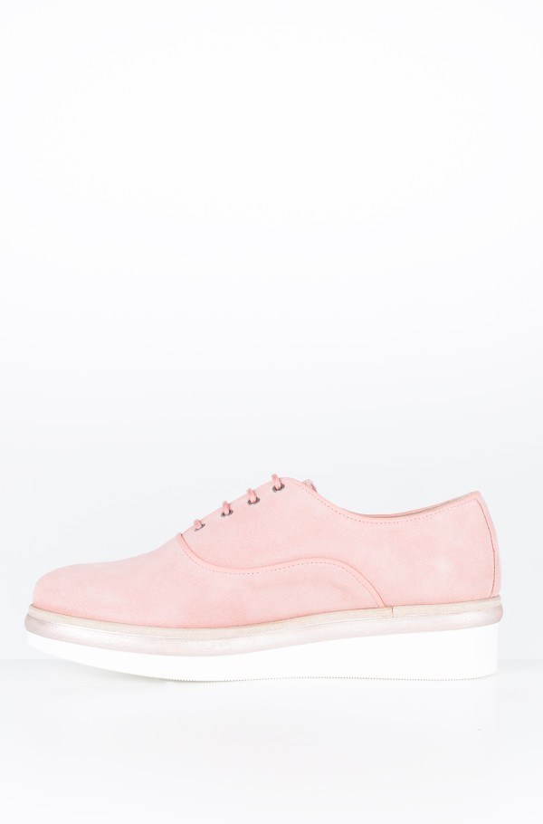 EASY FEMININE LACE UP SHOE-hover