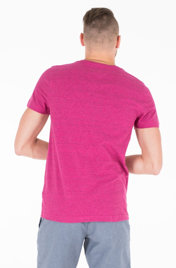 ESSENTIAL MOULINE TEE-hover