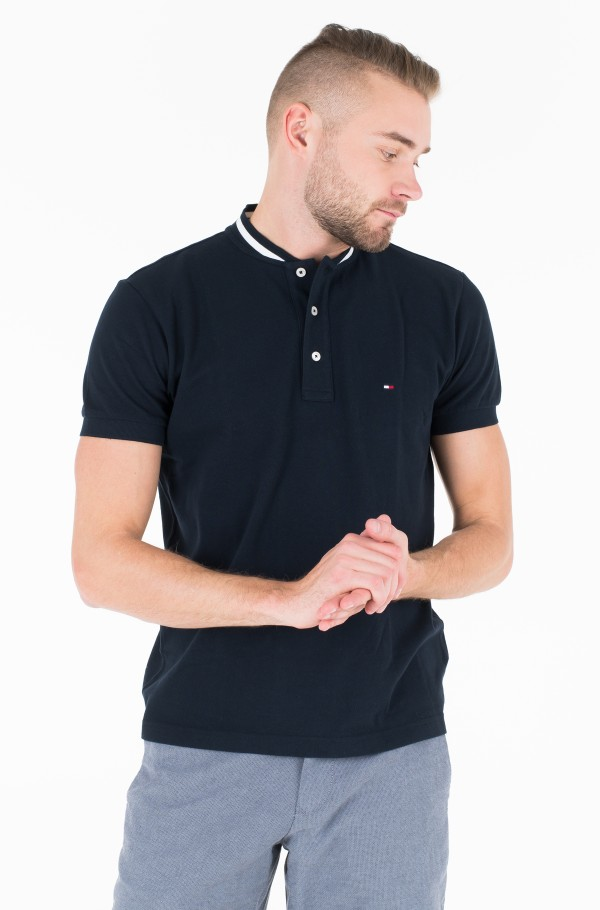 TIPPED BASEBALL COLLAR REG POLO