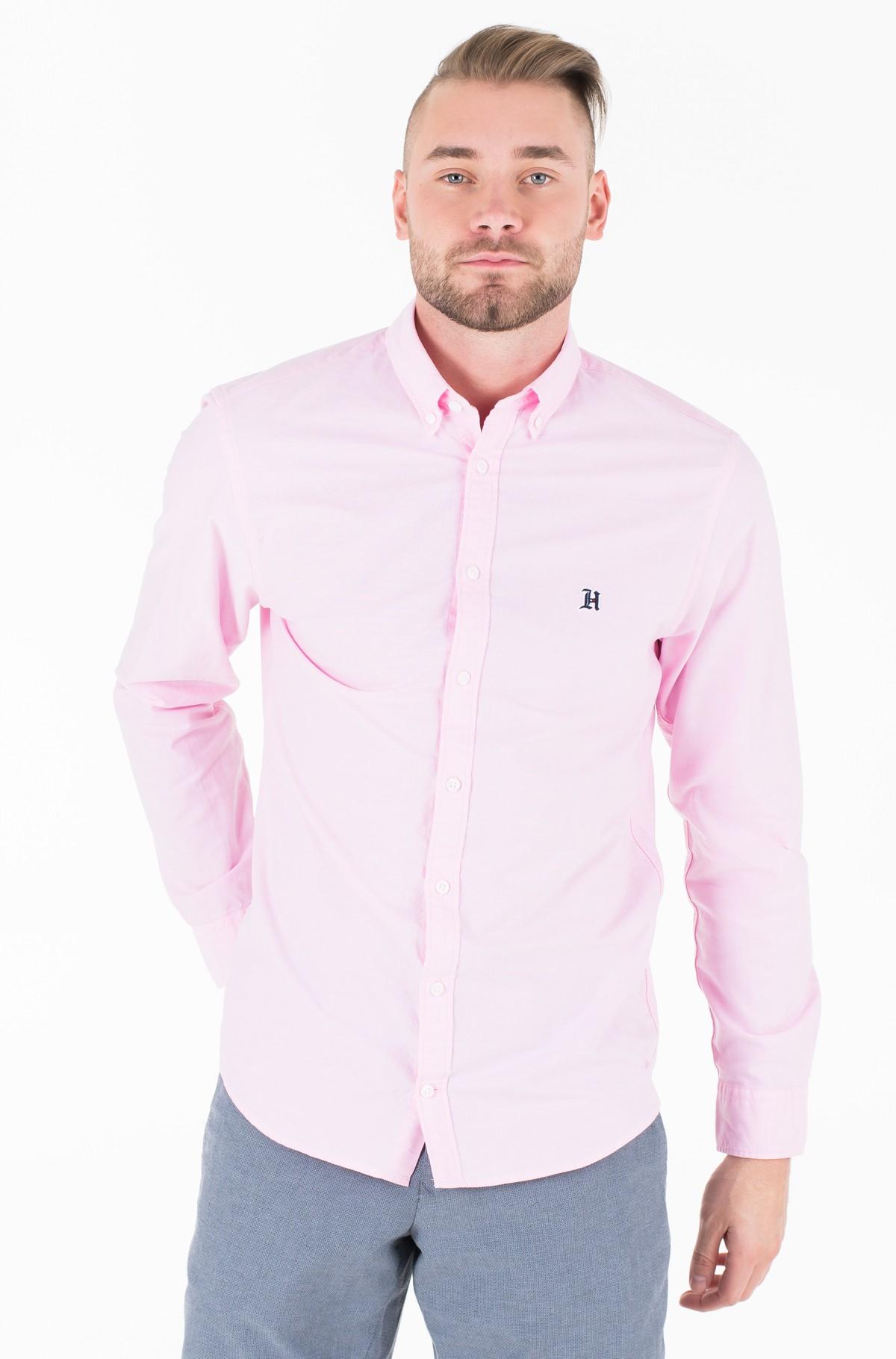 Marškiniai LH ICON OXFORD SHIRT-full-1