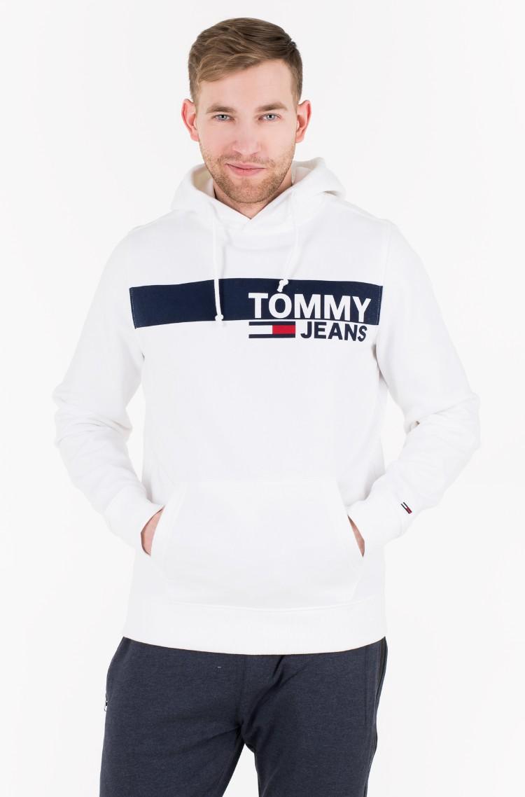 f563eae7 Hoodie TJM ESSENTIAL GRAPHIC HOODIE Tommy Jeans, Mens Sweatshirts ...