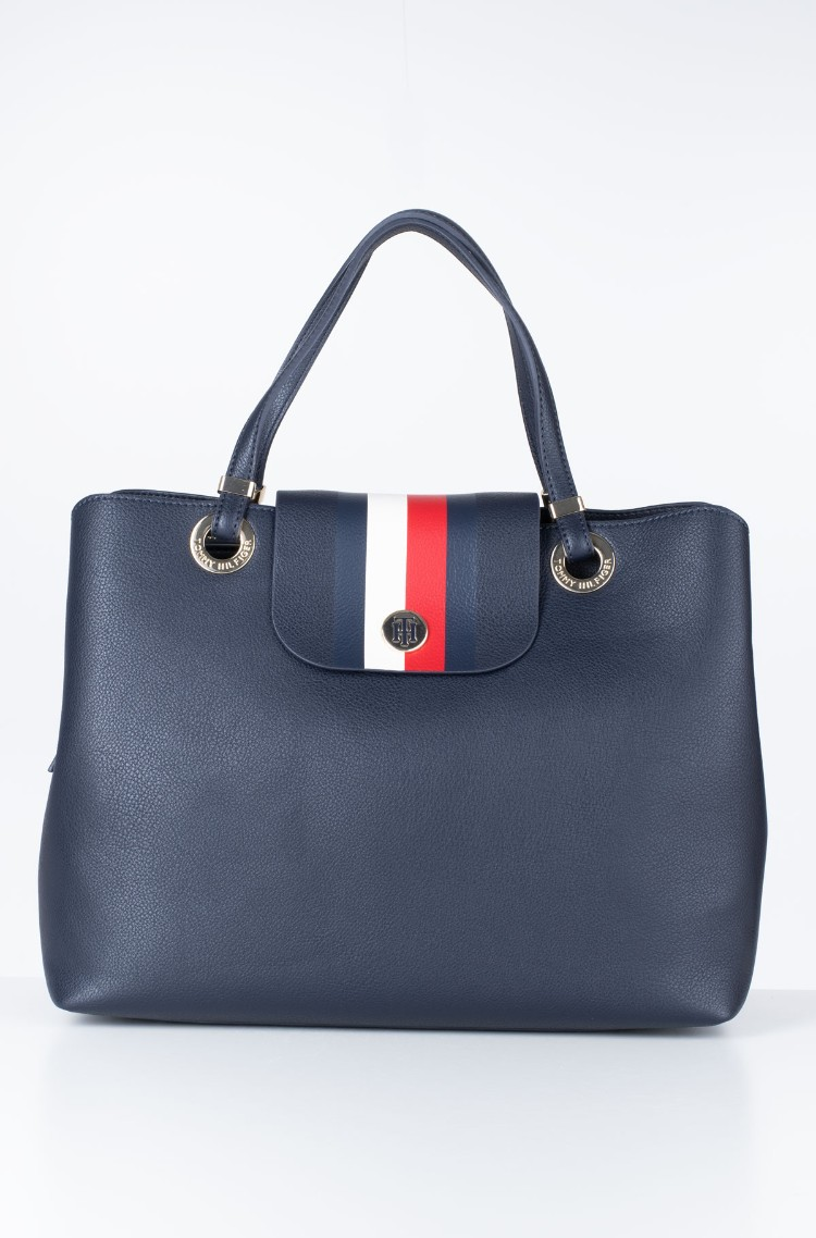 92c997a195 Blue 2 Handbag MY TOMMY SATCHEL Tommy Hilfiger, Womens Handbags ...