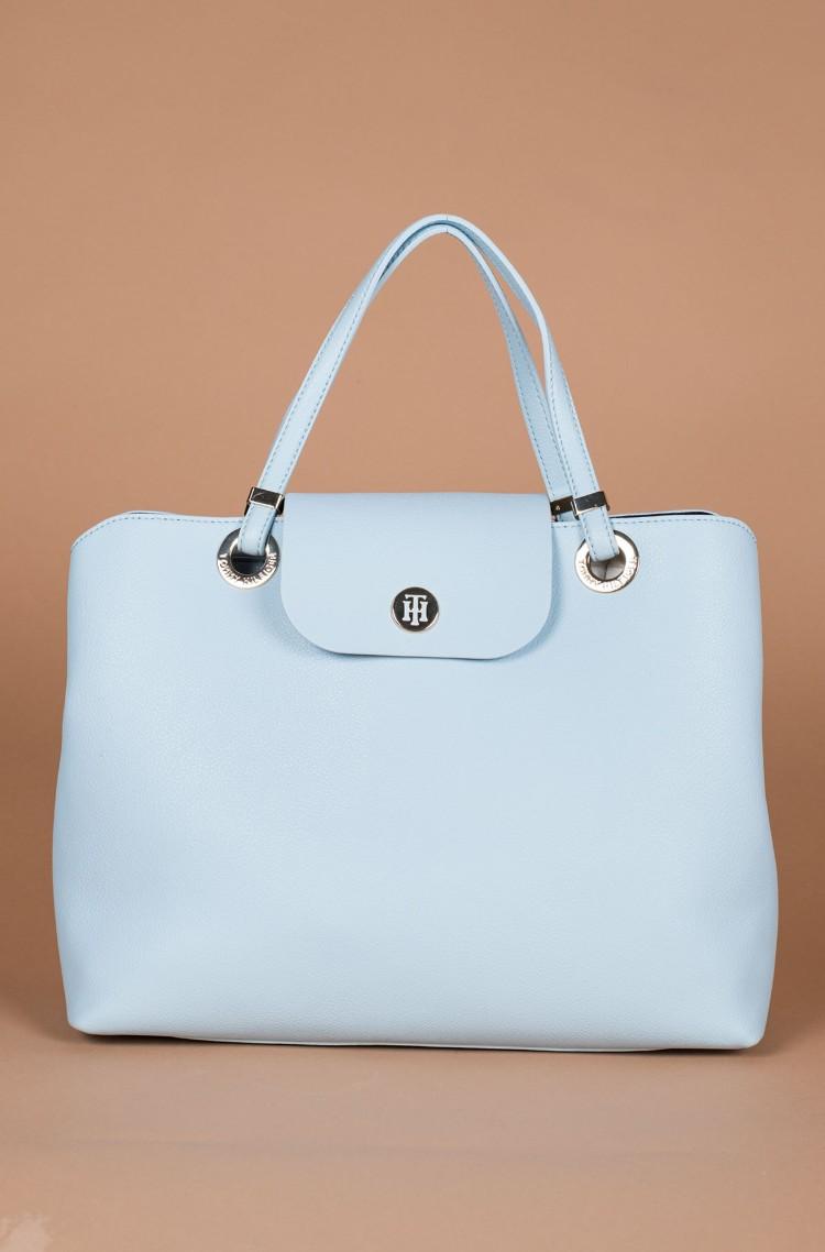 de4a874e3b Handbag MY TOMMY SATCHEL Tommy Hilfiger, Womens Handbags | Denim ...