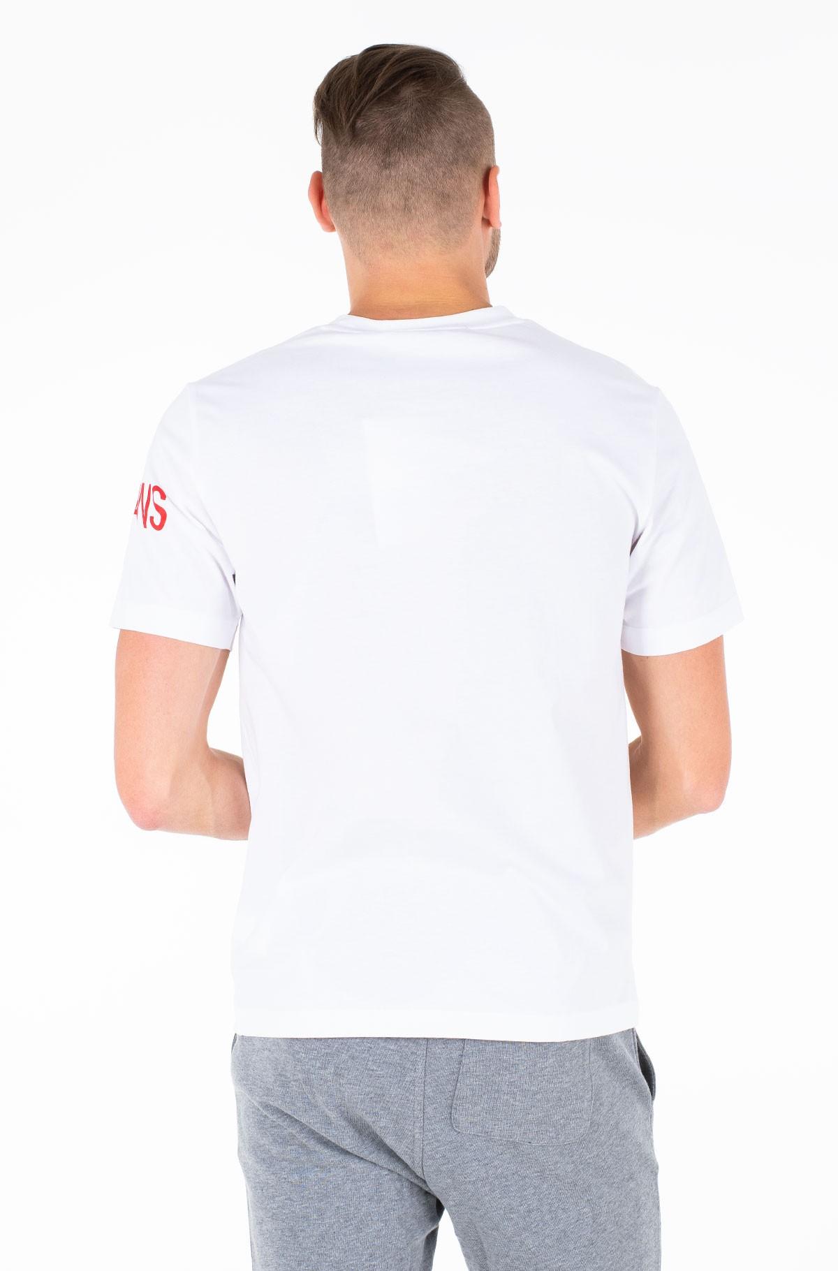 Marškinėliai INSTIT LOGO SLEEVE REG SS TEE-full-2