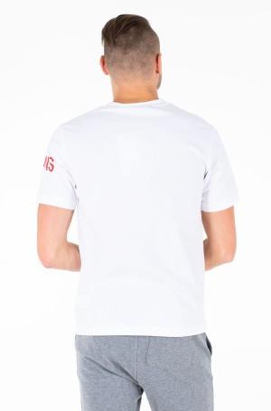 Marškinėliai INSTIT LOGO SLEEVE REG SS TEE-2