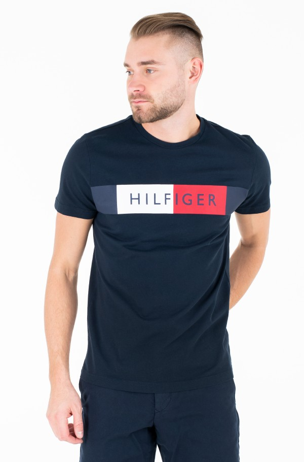 STRIPE HILFIGER TEE