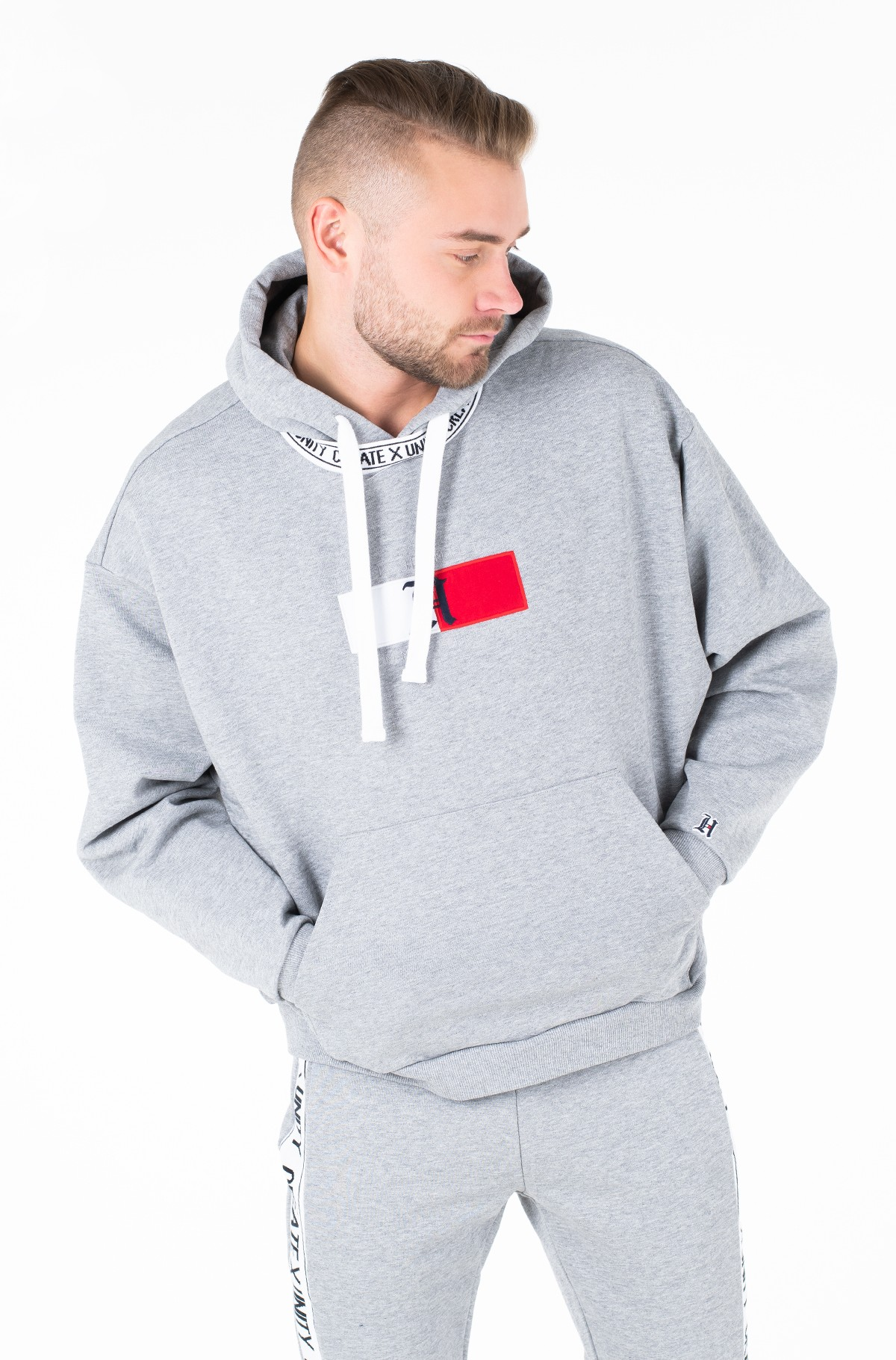 Sporta džemperis LH BASIC TAPE HOODY-full-1
