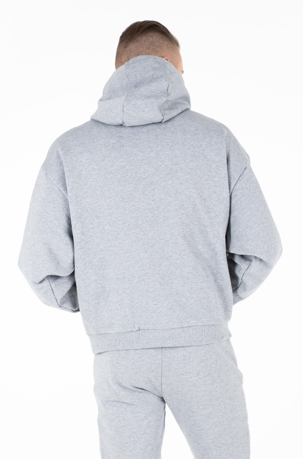 LH BASIC TAPE HOODY-hover