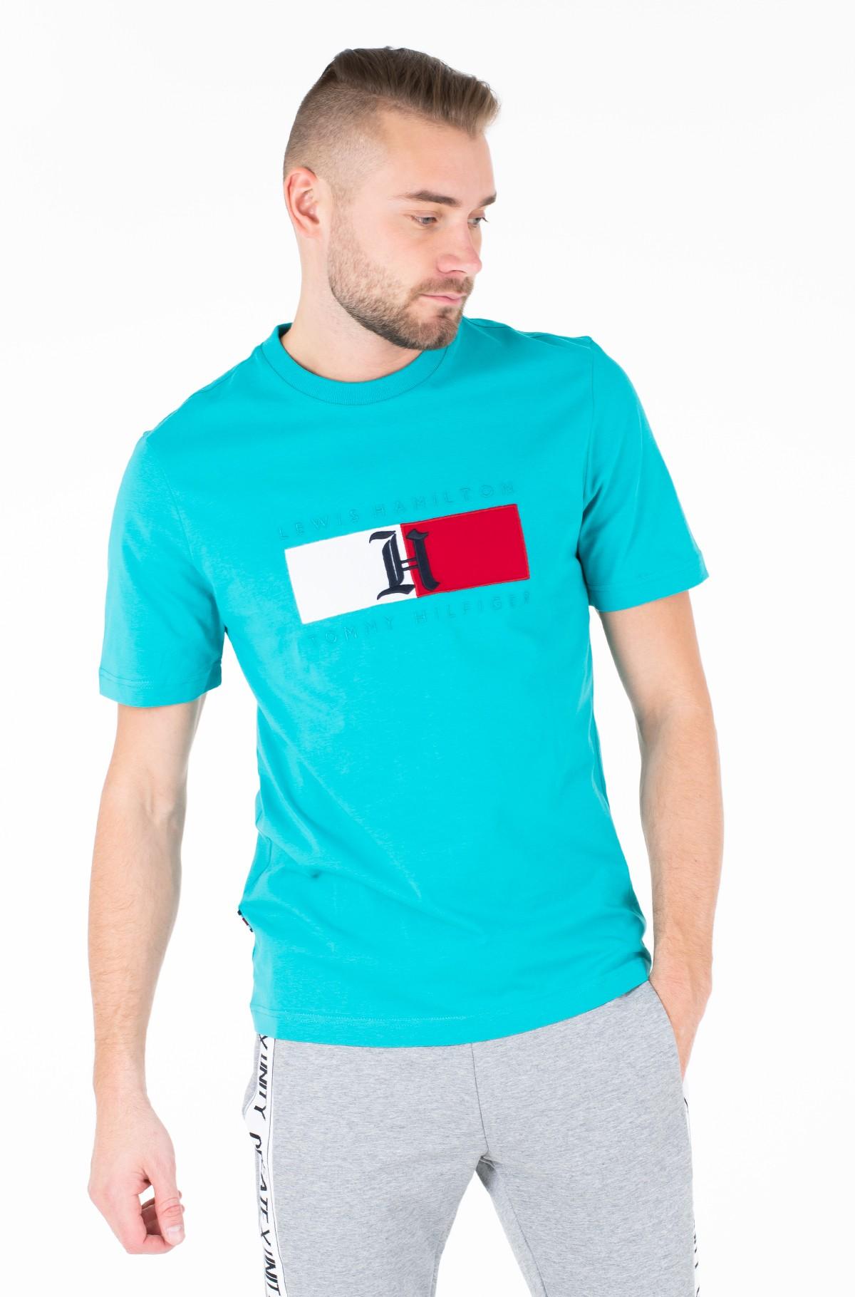 T-krekls LH BOX LOGO TEE-full-1
