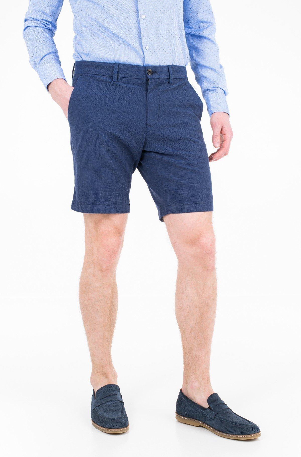 Shorts BROOKLYN MICRO PATTERN SHORT-full-1
