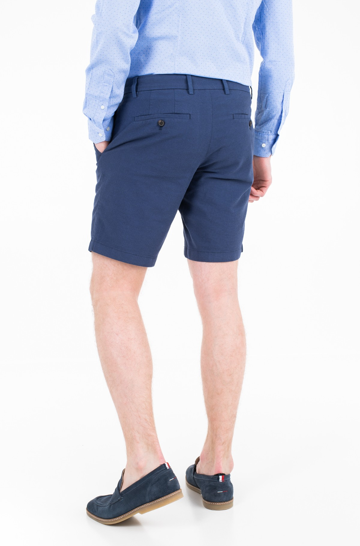 Shorts BROOKLYN MICRO PATTERN SHORT-full-2