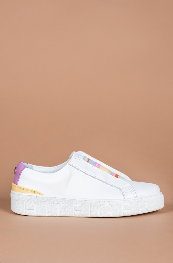 TOMMY ELASTIC DRESS SNEAKER