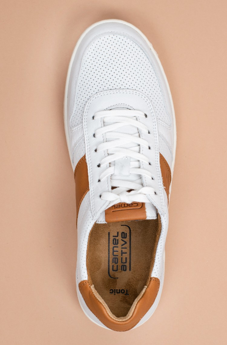 aa67a822365d White Sneakers 537.12.01 Camel Active, Mens Free time | Denim Dream ...