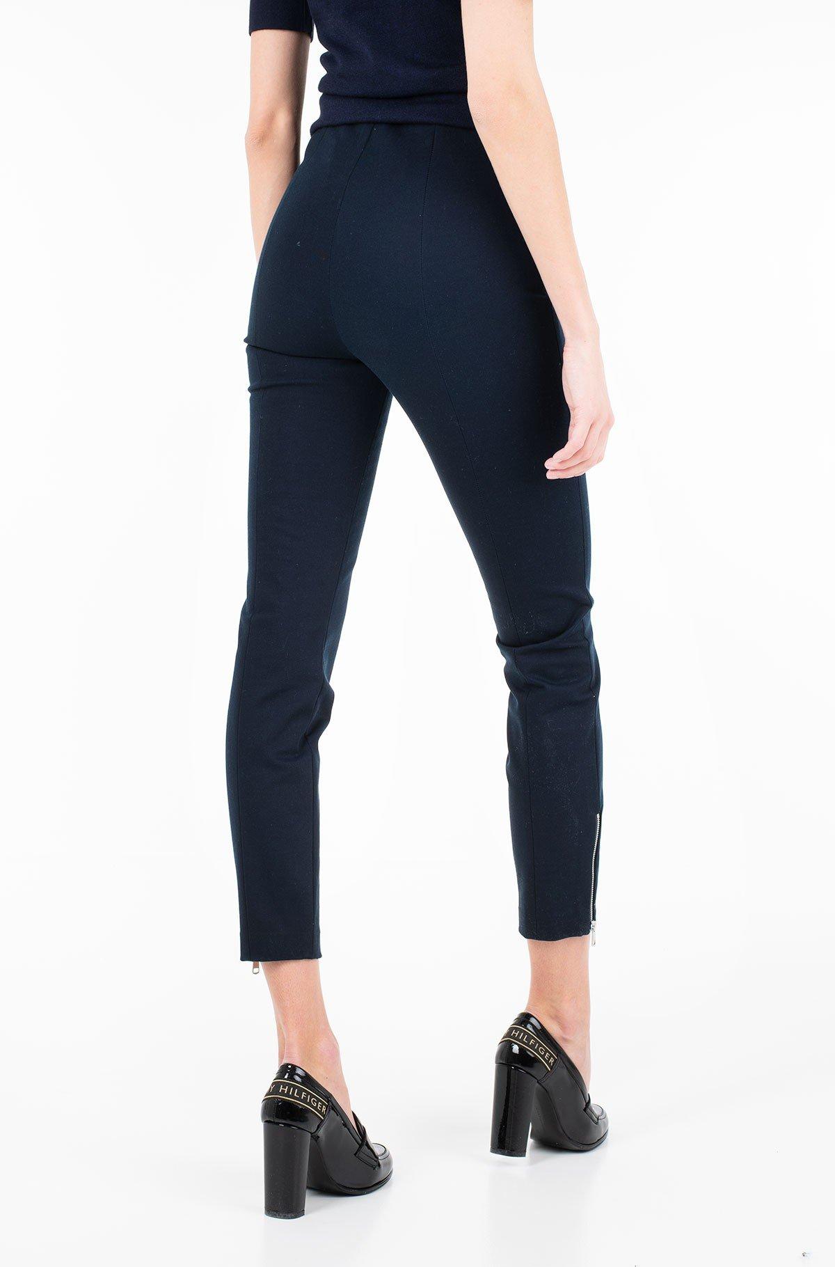 Džinsinės kelnės TH ESSENTIAL HW ANKLE LEGGING-full-2