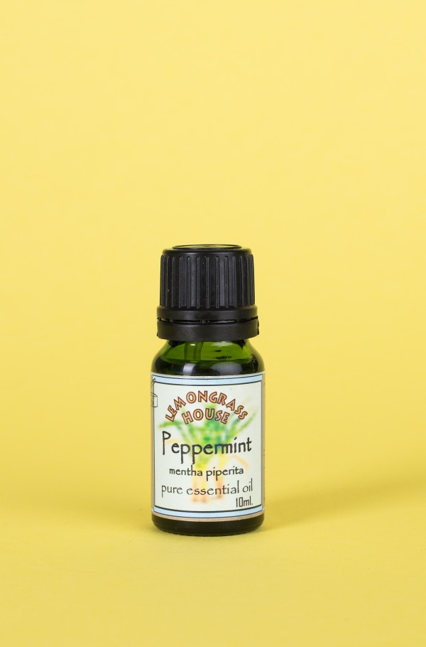 ESSENTIAL OIL PEPPERMINT 10ML