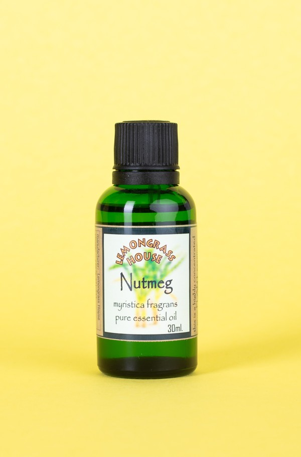 ESSENTIAL OIL NUT MEG 30ML