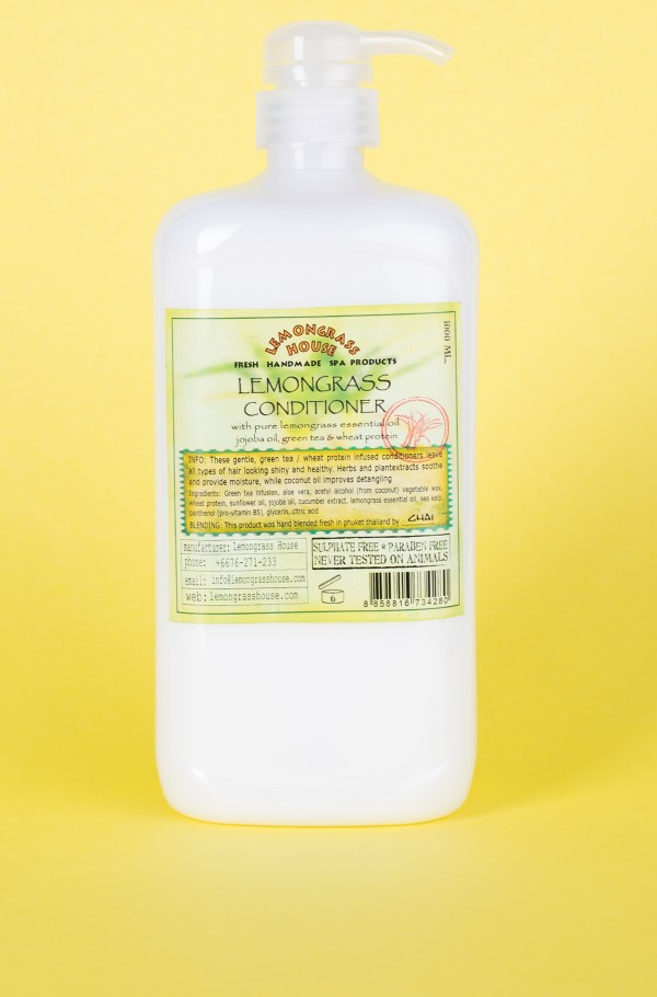 CONDITIONER LEMONGRASS 1 LTR