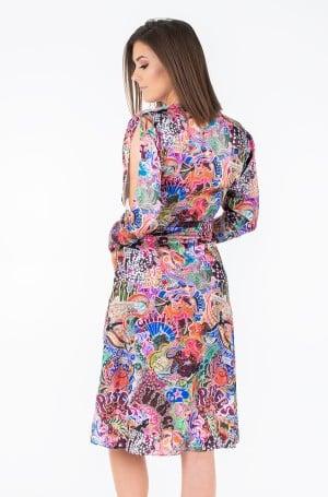 Suknelė ZENDAYA WRAP DRESS LS-2