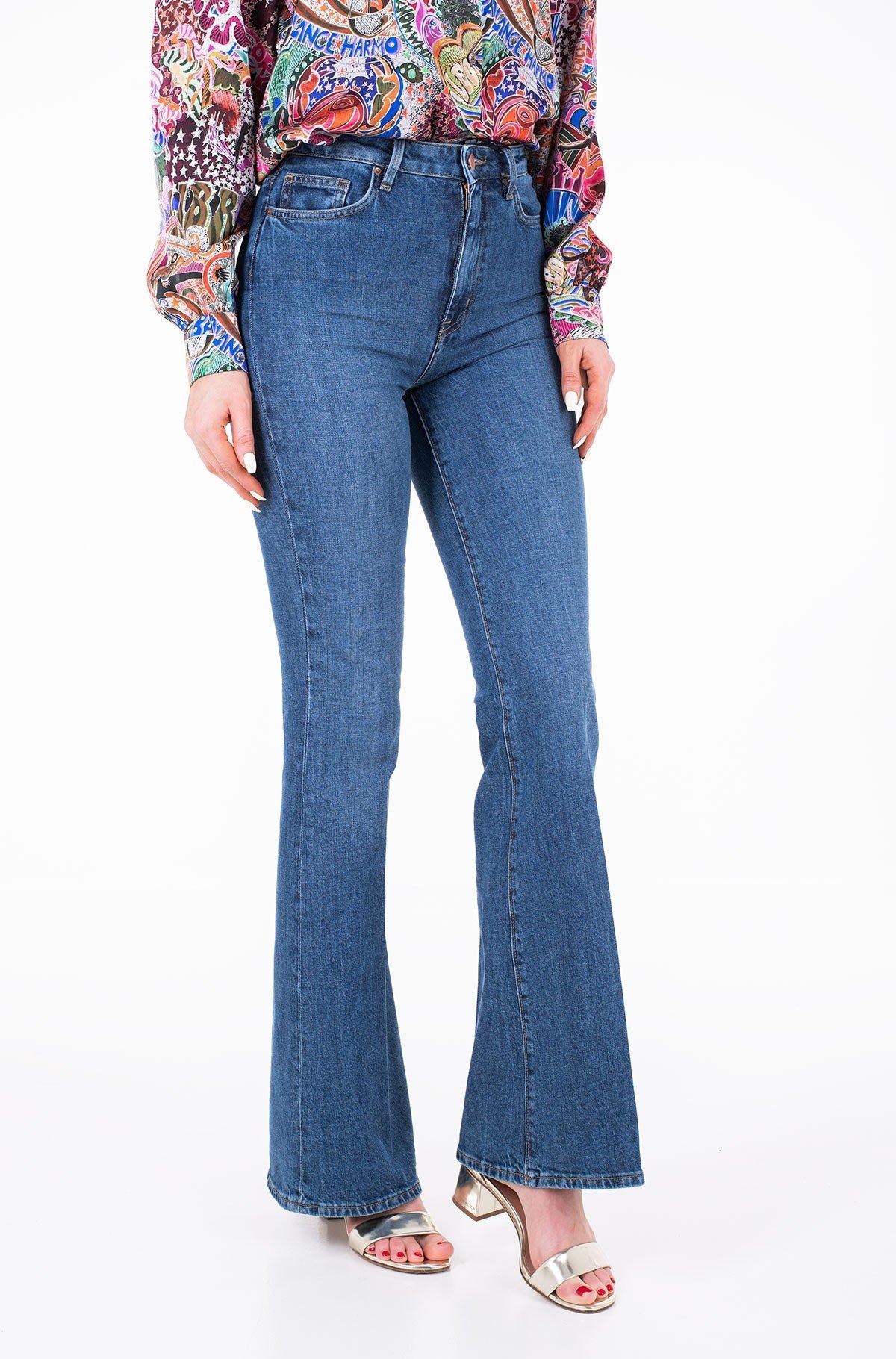 Jeans ZENDAYA FARRA HW BOOTCUT-full-1