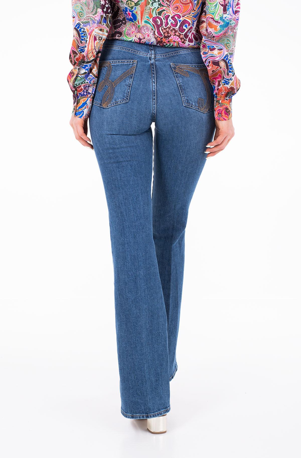 Jeans ZENDAYA FARRA HW BOOTCUT-full-2
