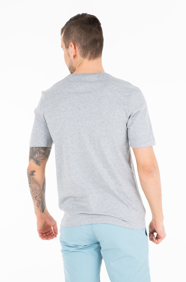 PALM PHOTO PRINT  RELAX FIT TEE-hover