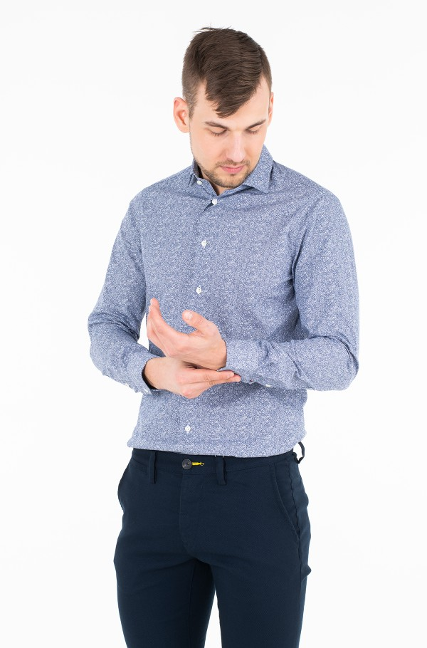 WASHED CLASSIC SLIM SHIRT