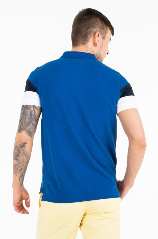 CNS SLEEVE COLORBLOCK SLIM POLO-hover