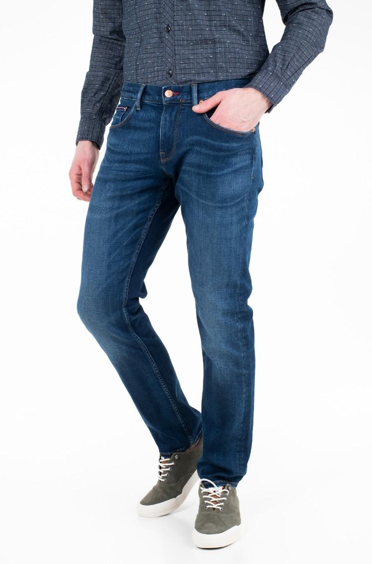 ba52f5e25 sini Jeans STRAIGHT DENTON PSTR STITES BLUE Tommy Hilfiger, Mens ...
