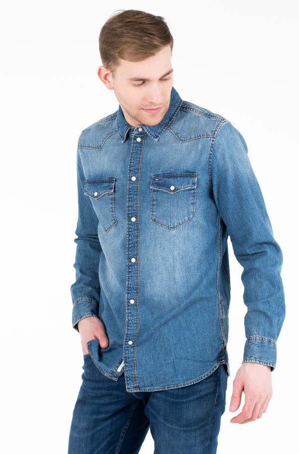 WESTERN DENIM SHIRT ARNMB