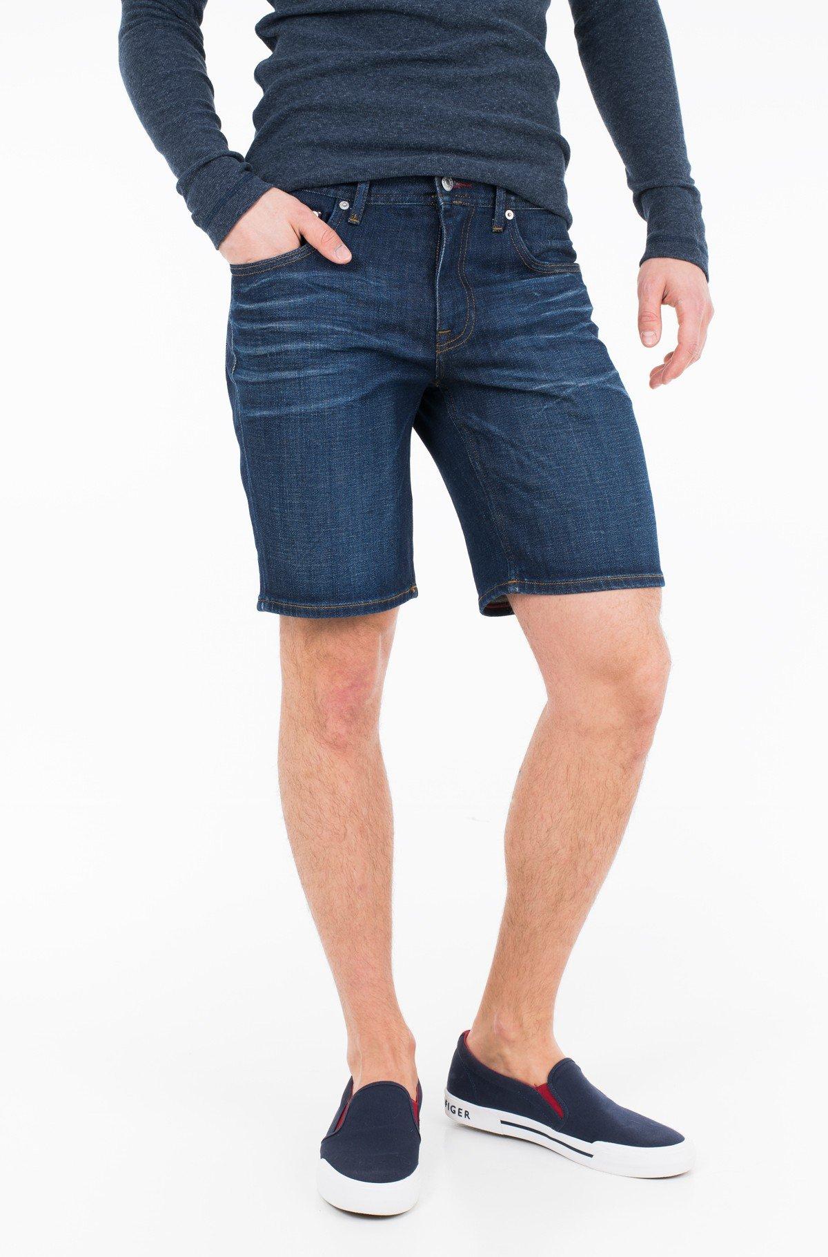 Shorts BROOKLYN5PKT SHORT STR RENO BLUE-full-1