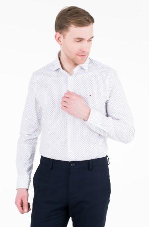 Shirt PRINT STRETCH CLASSIC SLIM SHIRT-1