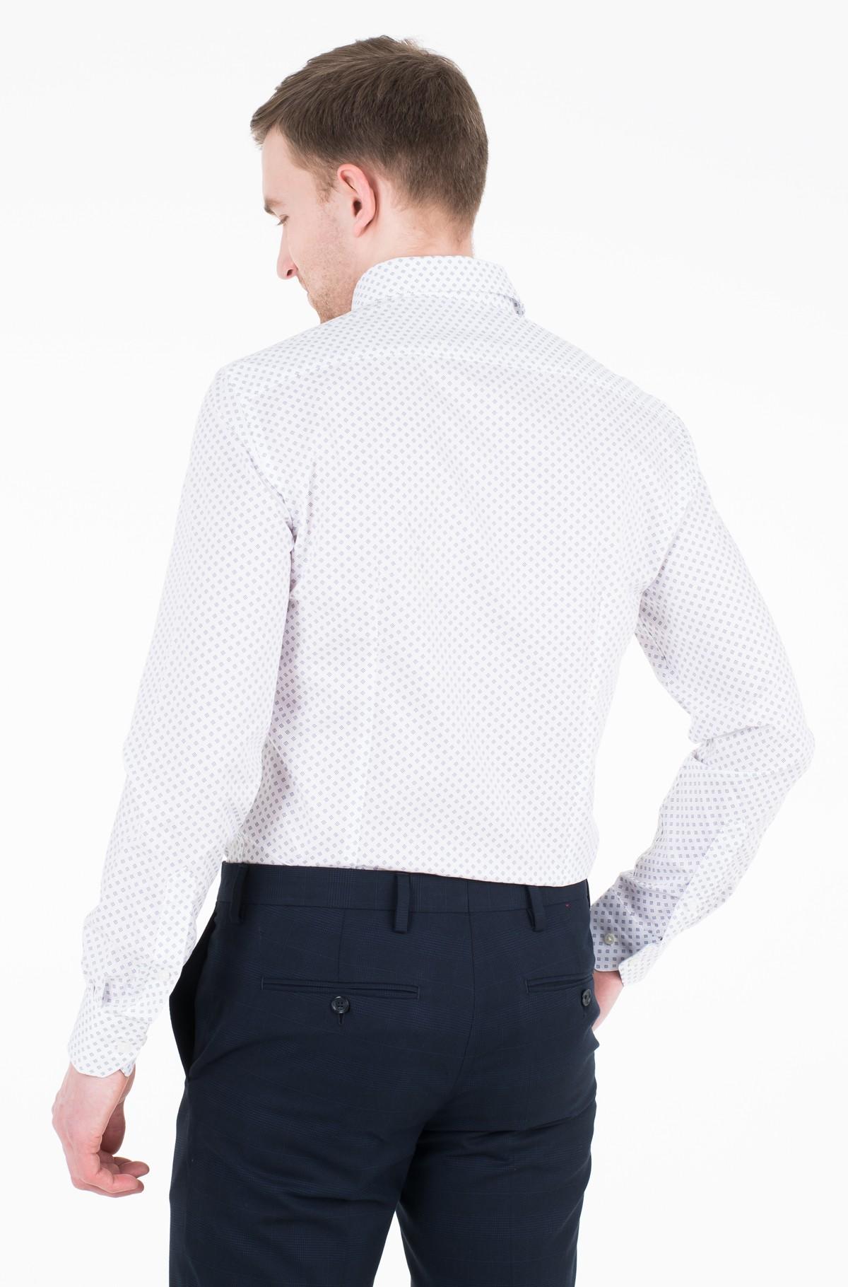 Shirt PRINT STRETCH CLASSIC SLIM SHIRT-full-2