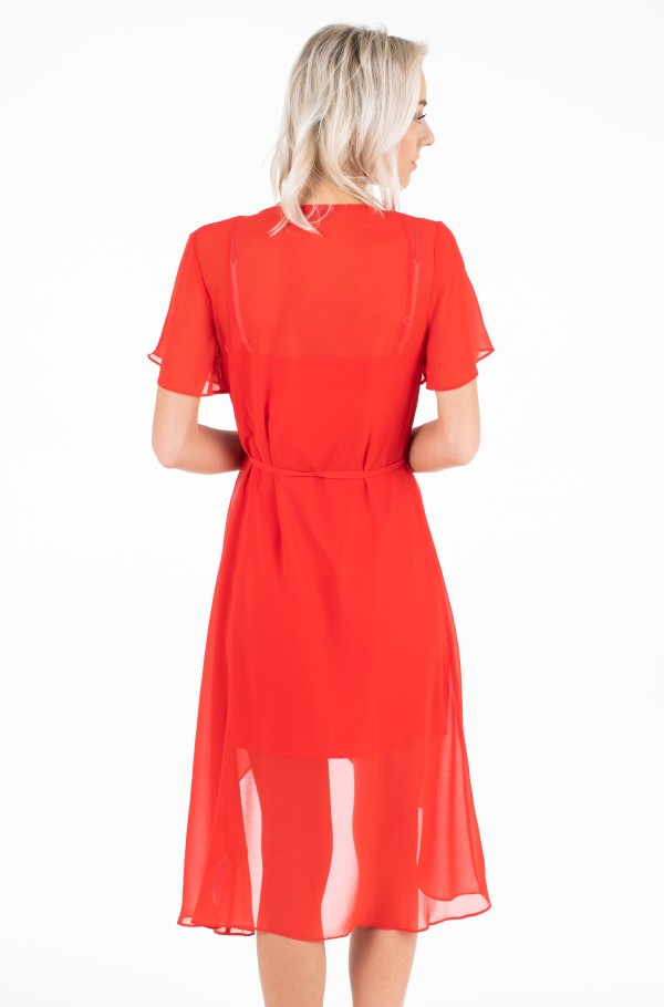 TJW WRAP DRESS-hover