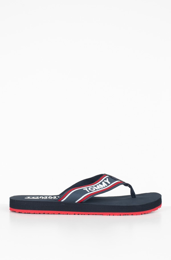 STRIPE TOMMY JEANS BEACH SANDAL