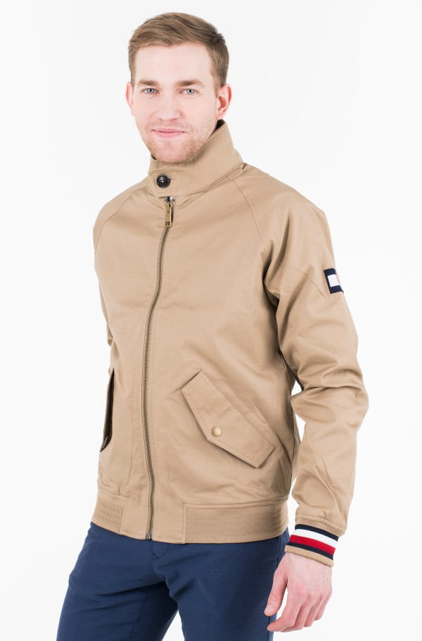 ICON COTTON HARRINGTON
